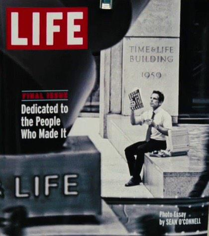 The final of Life magazine